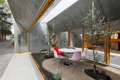 takeshi hosaka architects: outside in