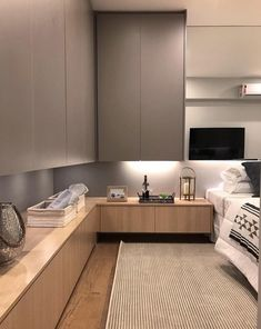 20 Awesome Details Bedroom With Amazing Decoration That You Will Love It – Schlafzimmer Ideen Home Decor Bedroom, Modern Bedroom, Master Bedroom, Contemporary Bedroom, Bedroom Ideas, Bedroom Classic, Kids Bedroom, Bedroom Brown, Minimalist Bedroom