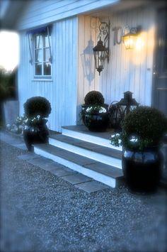 Villa Paprika - Norway, Garage Doors, Villa, Cottage, Exterior, Outdoor Decor, House, Home Decor, Style