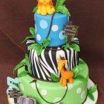bolos selva decorados 150x150 Bolos decorado selva  Fotos e dicas de decoração
