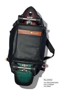 SKATEBOARD BAG by Master-piece ... Japan