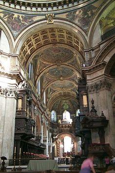 St Pauls  London, England