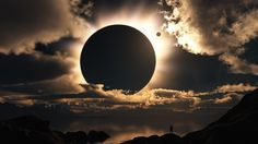 Did you see the Eclipse this morning? Share your photos with us! Via Collective Evolution: Solar Eclipse On The Equinox: A Powerful Catalyst for New Beginnings. Eclipse Lunar, Solar Eclipse, Eclipse Time, Full Eclipse, Moon Shadow, Cool Pictures, Cool Photos, Beautiful Pictures, New Moon Pictures