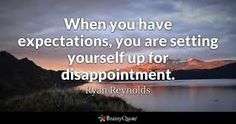 Image result for expectations quotes