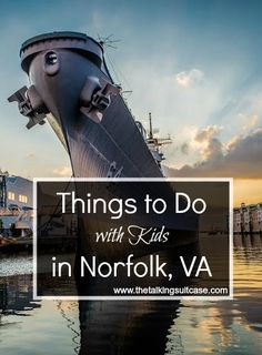 Things to Do with Kids in Norfolk, Virginia