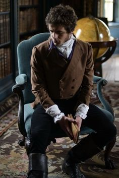 Regency-Men (1811-1820) | Richard Jenkins Photography