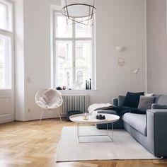 Das Wohnzimmer mit neuer Farbe, Foto von tarumzuhause  #solebich #interior #interiordesign #altbauwohnung #altbau #oldbuilding
