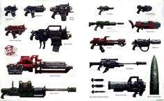 Imperial Weapons