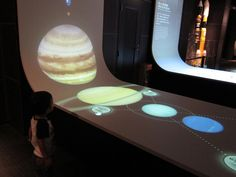 interactive table -maybe not this big but an interactive white board table would be great for small groups