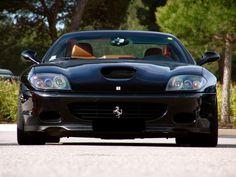 1996-2001 FERRARI 550 MARANELLO