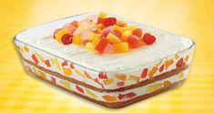 Fiesta Float Recipe When you get tired of the same old desserts – the plain cakes, cocktails and what-not - there will always be a way to spin things aroun Pinoy Dessert, Filipino Desserts, Asian Desserts, Filipino Recipes, Filipino Food, Filipino Dishes, Fruit Recipes, Cake Recipes, Dessert Recipes