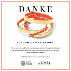 Danke! Every Mother Counts x Stella & Dot