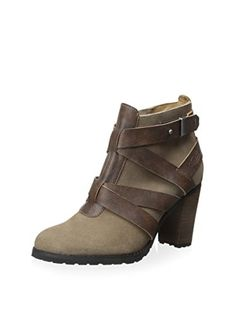 If I like the brown get these too!! www.myhabit.com  Wraparound strap detail and a lugged sole highlight this versatile side zip style