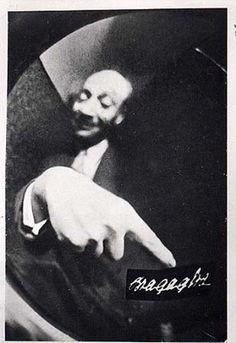 Anton Giulio Bragaglia – Self-portrait (1932)
