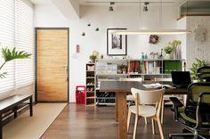 「專訪」陽光屋工作室 - 室內設計師 沈佩儀的家 - DECOmyplace