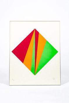 Max Bill / Serigraphy Vintage Furniture, Furniture Design, Max Bill, Contemporary Design, Objects