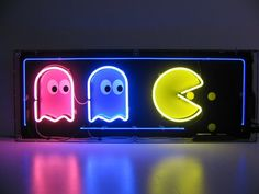 Neon Gallery | Neon Sign Pictures | Neon Light Images | Neon Creations #neon #light #colors