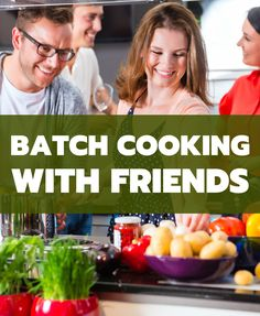 Fill your freezer with lots of delicious Slimming World meals by getting together with some of your closest friends for a batch cooking day.