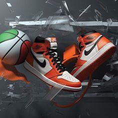 "Air Jordan 1 ""Shatter Backboard Away"" available this Saturday at JimmyJazz.com"