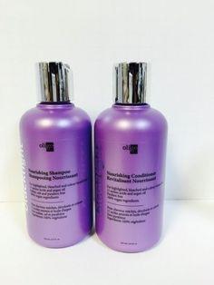 dad8b23f728b1b Oligo Blacklight Nourishing Shampoo & Conditioner Duo Set - 8.5Oz Shampoos,  Shampoo And Conditioner