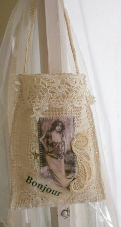 Gypsy pouch, super cute for the summer.