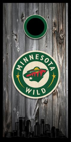 Mn Sports Corn Hole Boards Minnesota Twins Vikings