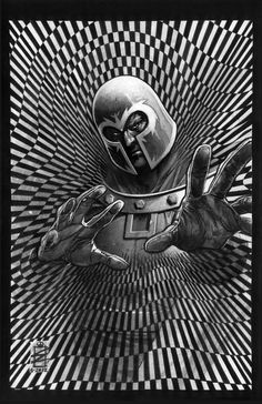 Magneto by Eddy Newell