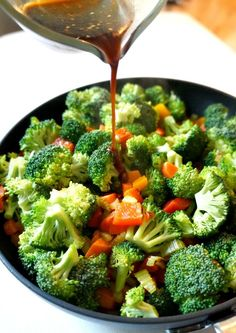 Homemade Stir Fry Sauce | tomatoboots.co | #soysauce #veggies #stirfry