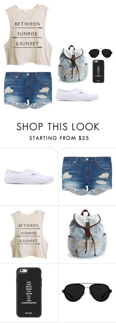 """Damn Daniel back at it with them white vans"" by clairebear89 ❤ liked on Polyvore featuring Vans, rag & bone, Aéropostale, 3.1 Phillip Lim, women's clothing, women, female, woman, misses and juniors"