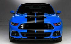2017 Ford Mustang gt500 Facelift