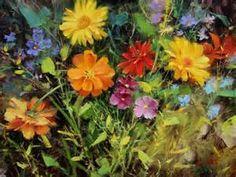 Bill Inman Oil Painting