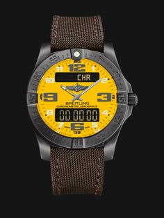 Aerospace Evo - Limited editions - Breitling - Instruments for Professionals Cool Watches, Watches For Men, Men's Watches, Gq, Breitling Aerospace, Breitling Watches, Jewelery, Mens Fashion, Animal Kingdom