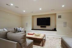 Lincoln Park Home - Basement