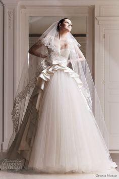 Zuhair Murad Wedding Dresses 2012 | Siv