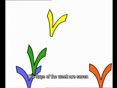 Learning Arabic: Days of the Week Song - From Arabian Sinbad Write Arabic, Arabic Words, Learning Tools, Student Learning, Book Activities, Preschool Activities, Arabic Lessons, Language School, Sinbad