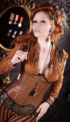 Clothing Steampunk fashion for women 2014 | ... steampunk clothing , steampunk men , steampunk style , steampunk women