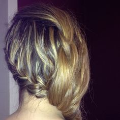 This is where I can get inspired for fabulous hair Ideas!(: