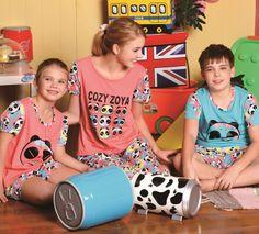 2013 summer knitted cotton print 100% parent-child lounge a31325b a35301c a36302c