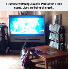 I Seriously Had Nightmares About Dinosaurs For Years After I Saw That Movie
