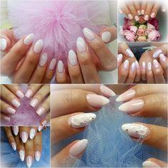 Znalezione obrazy dla zapytania manicure hybrydowy zdobienia