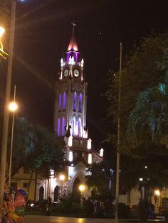 Plaza Armas Iquitos Perú
