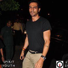 Fashion Icon #3- Arjun Rampal