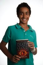 """Death Cloud"" -- Andrew Lane -- (see book here: http://catalog.uwcsea.edu.sg/cataloging/servlet/presenttitledetailform.do?site=103&siteTypeID=-2&bibID=213083#)"