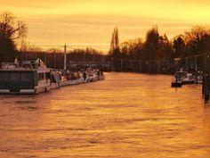 Teddington Lock, Teddington, Richmond upon Thames