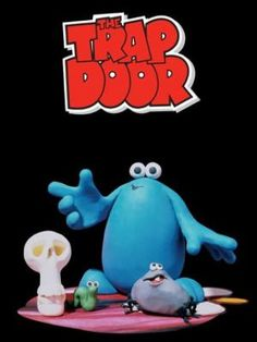 The Trap Door is a claymation-style animated television series, originally shown in the United Kingdom in The plot revolves arou. 1980s Childhood, Childhood Memories, Kids Tv Programs, Brain Art, Trap Door, Back In The 90s, Cartoon Photo, Kids Tv Shows, 80s Kids