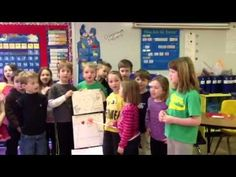 Friendly letter song-High Ho, The Dairy Oh Song with the parts of the friendly letter and what they include.  VERY CUTE! - YouTube