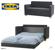 IKEA - SOLSTA Two-seat sofa-bed | Trade Me. For guests.