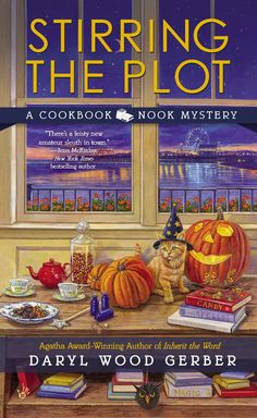 Halloween in Crystal Cove, California, is a big deal, involving a spooky soiree where the Winsome Witches, a fund-raising group, gather to open up their purse strings and trade superstitions. But...