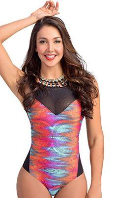 Lowla Shapewear Slimming Bathing Suits For Women One Piece Compression Swimsuit Tummy Control Swimwear Trajes De
