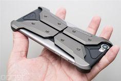 再也不怕弯:让iPhone 6硬起来的保护壳